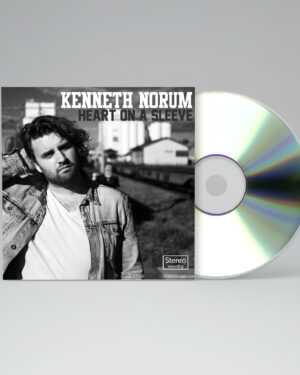 Kenneth Norum Hearts aint bound for glory EP